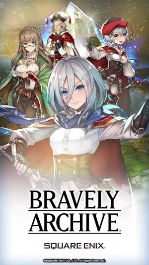 Bravely Archive sur Google Play