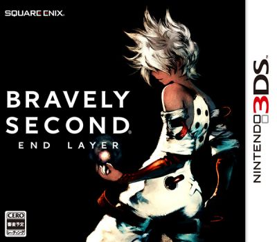 Édition classique japonaise de Bravely Second: End Layer