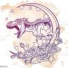 Portrait de Raptor Lunaire