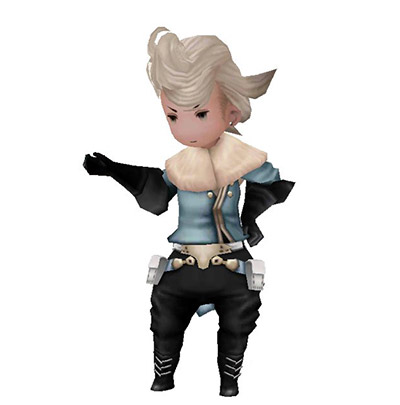La tunique simple sur Ringabel