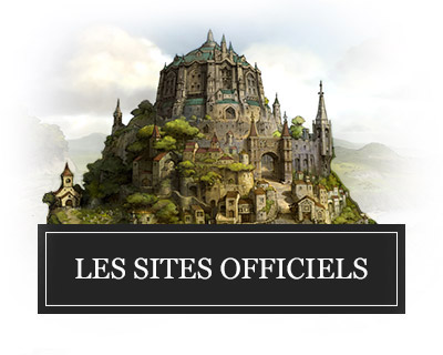 Liste des sites officiels
